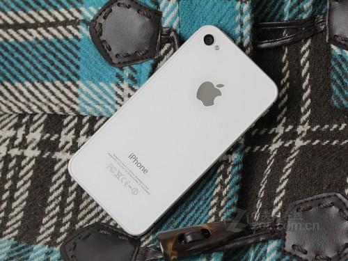 iPhone 4S 红色 反面图