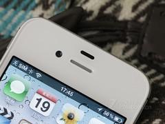 iPhone 4S 红色 听筒图