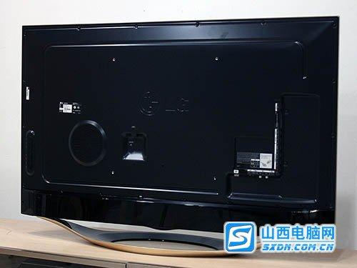 偏光3d无边框 lg 55ga7800高清电视促