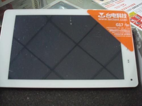 手机和平板的跨界之作 台电G17四核平板电脑热卖