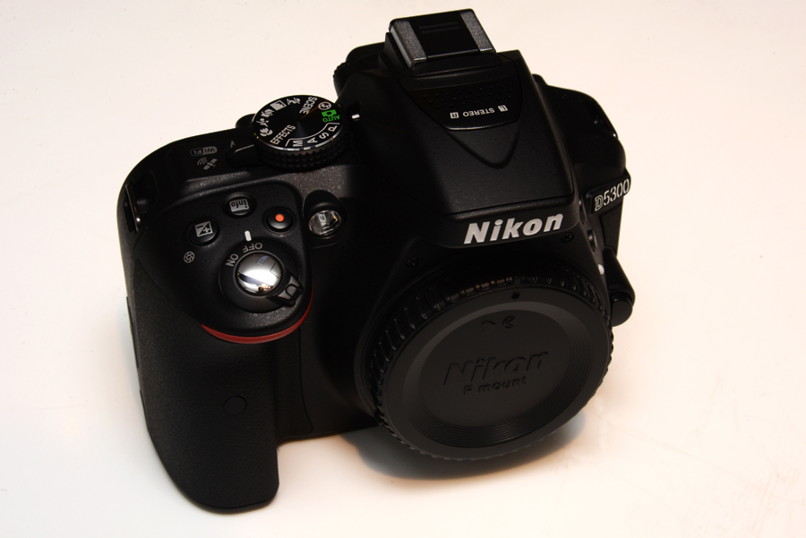 尼康D5300定时拍摄图片