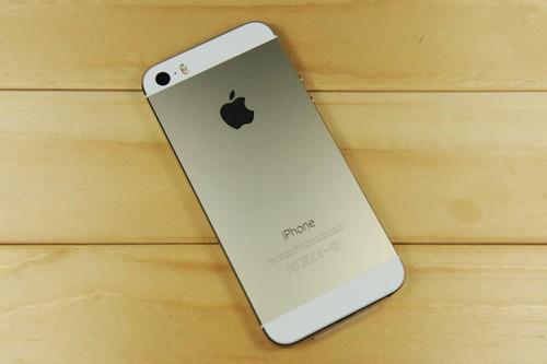 苹果iphone 5s土豪金国行重庆报价4599