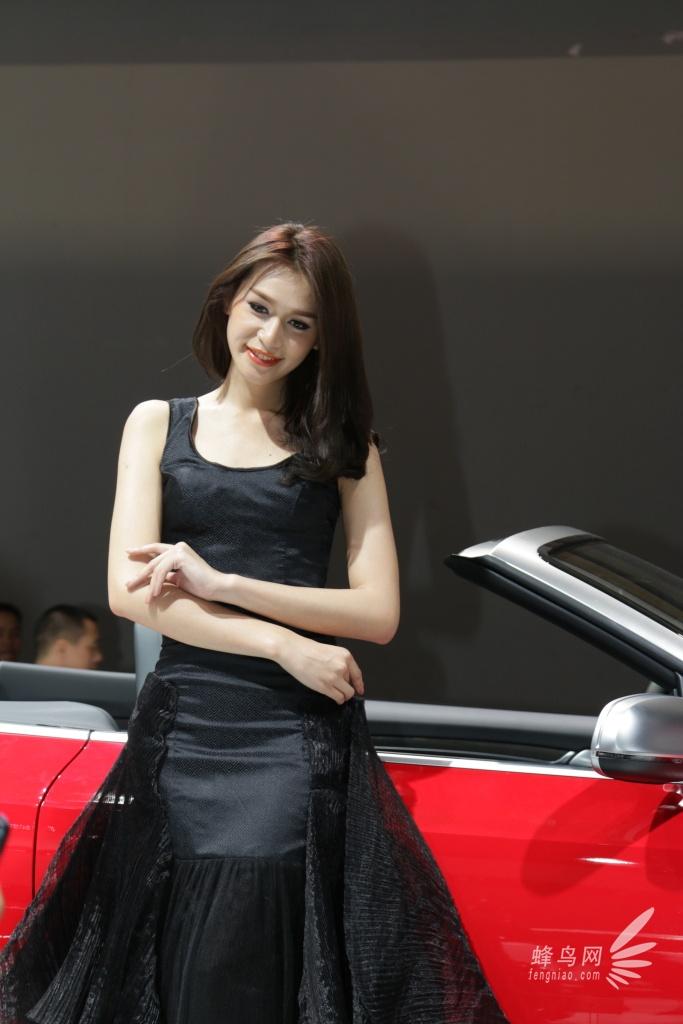 2013第十一届广州车展 奥迪展台模特 组图