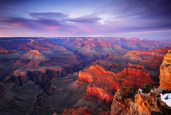 大峡谷国家公园-国家地理收集 美国56幅最美国