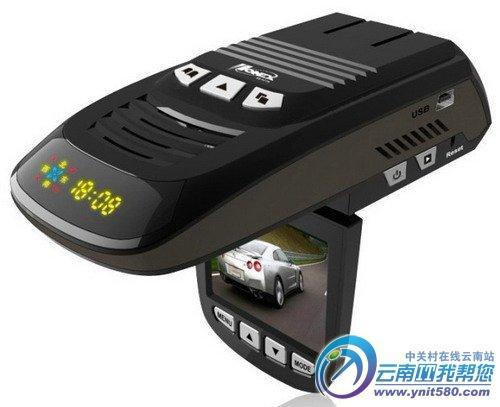 固定流动高清夜视 好耐仕X02行车记录仪