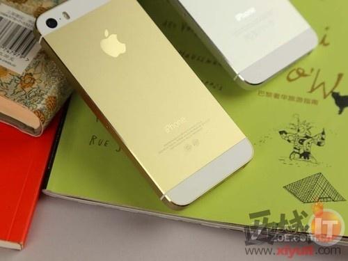 港版手机可保修iPhone5S苹果金4500元-土豪好看壁纸苹果图片