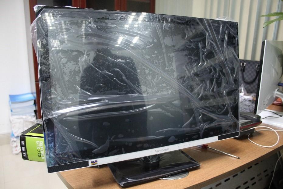 网吧专用优派DIY一体机ViewSonic E270