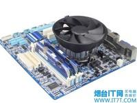 CPU风扇 烟台九州风神玄刃猎户版仅39元