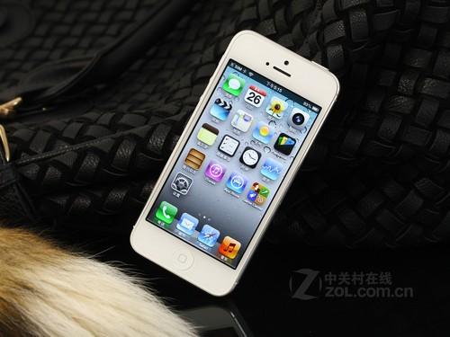停产人气不减苹果 iPhone 5南宁售4142