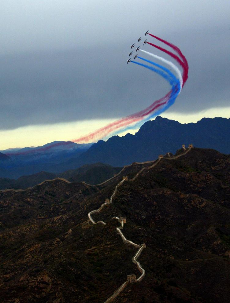 鋼鐵蒼穹 中國航空航天攝影大賽優秀作品 組圖圖片
