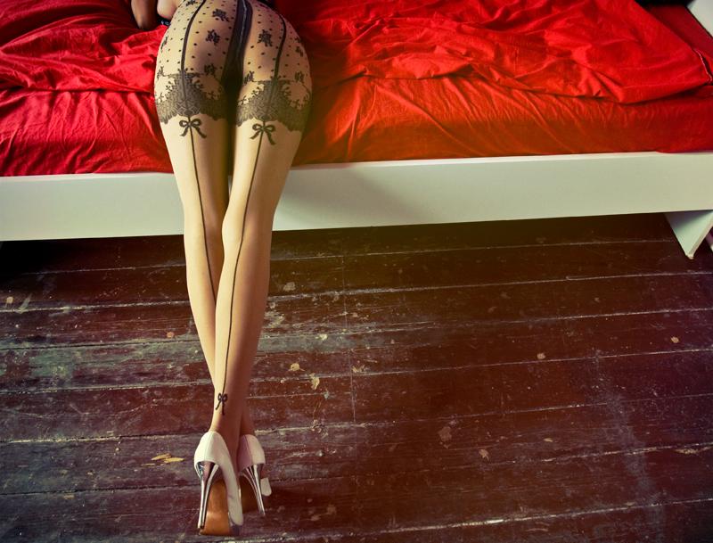 万种风情 极度性感的时尚人像摄影作品套图 第
