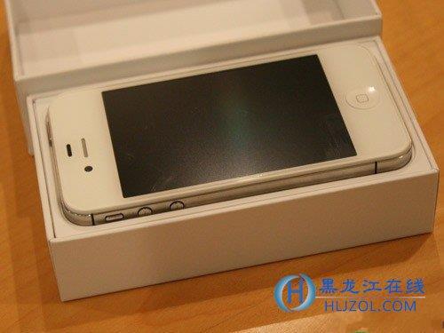 大庆 经典8GB苹果iPhone4S仅售3050元
