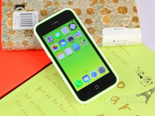 炫彩更清新苹果 iPhone 5C百色售3700