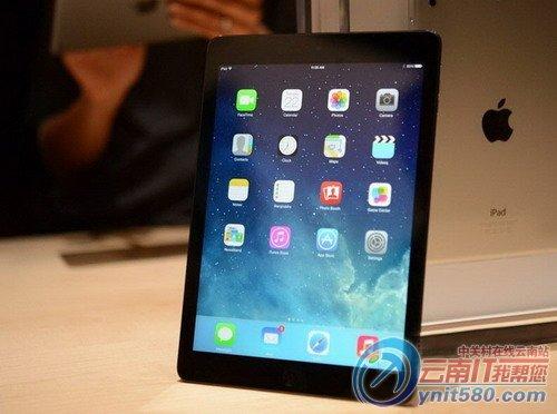 大尺寸视网膜屏 苹果iPad Air报价3150