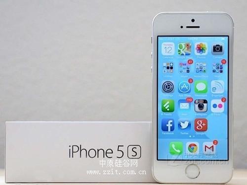 绝对超值 苹果iPhone5S现仅收入4320