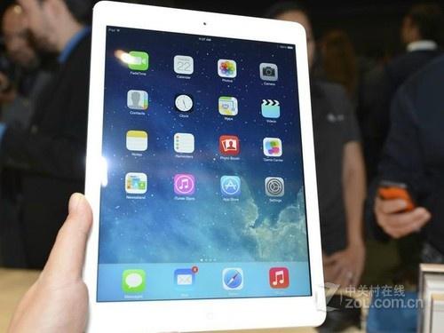 高端大气上档次 苹果iPad Air促销中