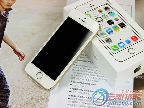 延续经典 苹果iPhone 5S昆明报价4280