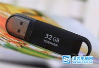32GB东芝超高速型U盘太原特价仅售96元