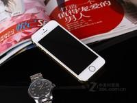 支持移动4G网络 土豪金苹果iPhone 5S