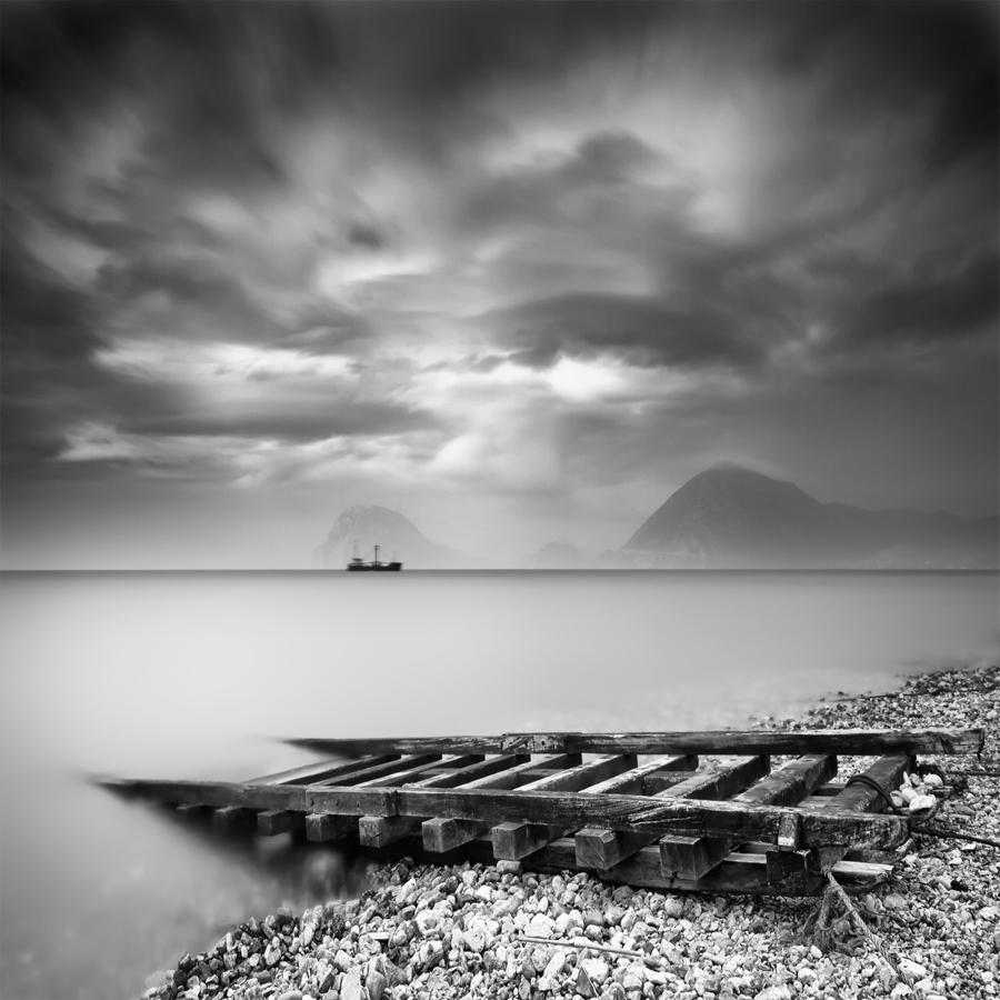 黑白的风景,沉默中带着梦幻,震撼中透着宁静.请大家一起欣赏!