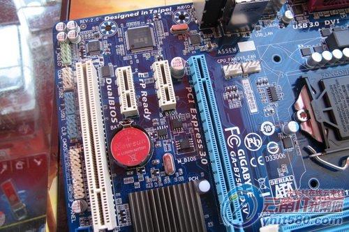 gab75m面板音频接线图