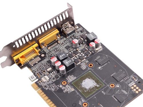烟台索泰GTX650-1GD5网吧版仅售720元