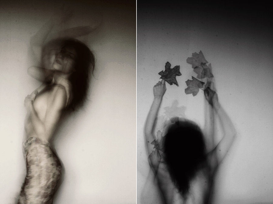 波兰美女摄影师agata