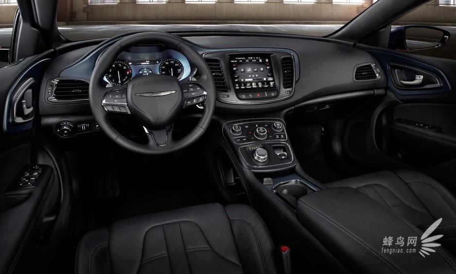 图为克莱斯勒全新200轿车高清图片