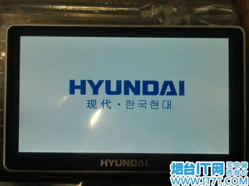 多功能导航仪 烟台现代HY-K200报359元