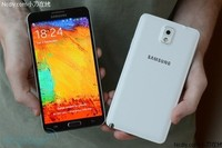 时尚最新款三星手机Note 3售价3699元