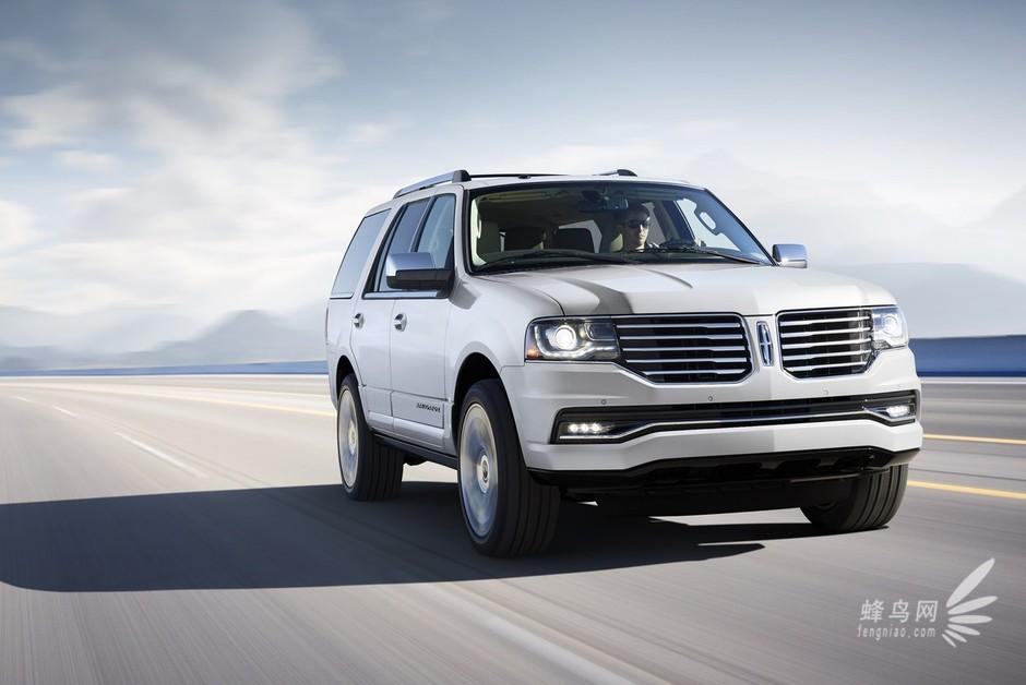 1月23日,林肯汽车正式发布了2015款领航员全尺寸suv,新车是第三代图片