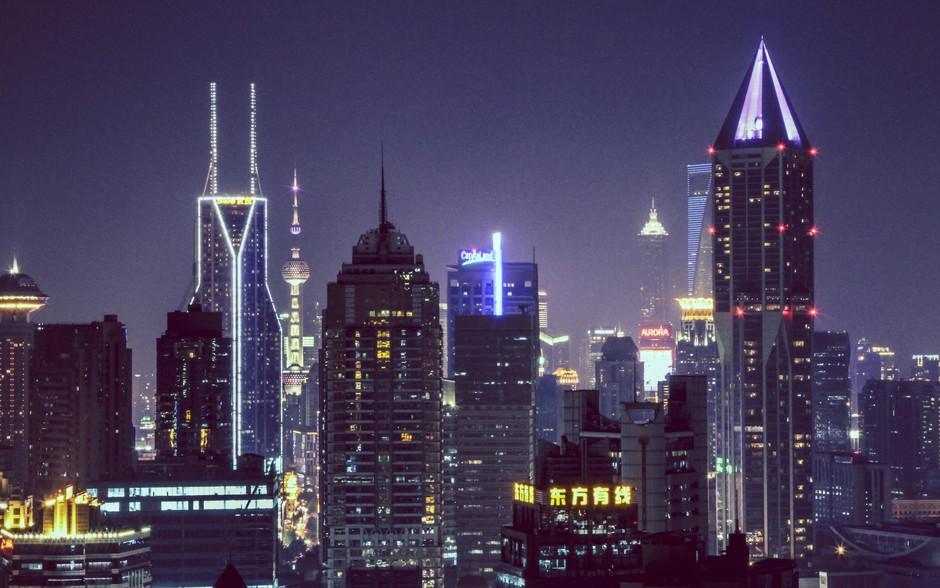 老外看中国 外国摄影师拍摄的上海景色 组图