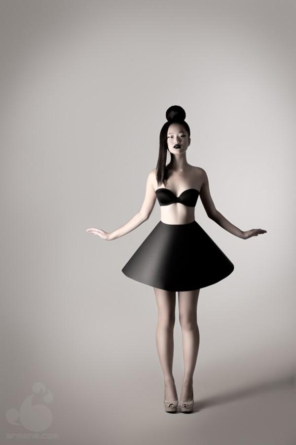 人体艺术+俄罗斯美女摄影师的惊艳人像套图 第