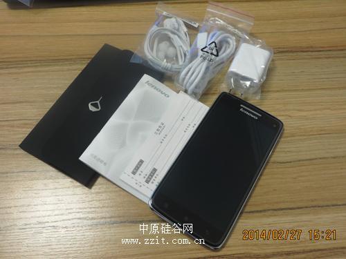 郑州/联想 VIBE X(S968T/移动版)