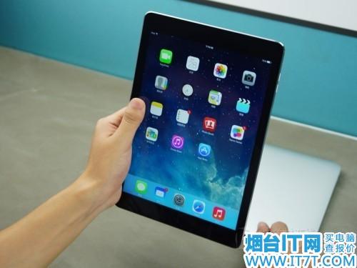 9.7英寸A7副核平板 烟台苹实iPad5促销