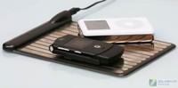 让手机与iPod一起充电 无线充电器亮相