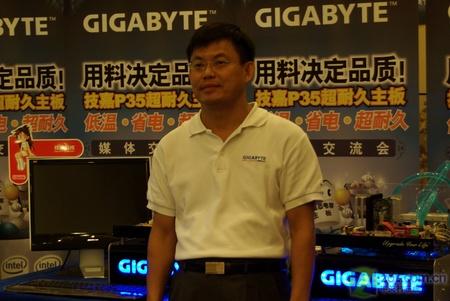 专访:技嘉产品研发副总Richard Chen