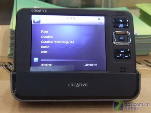 高分辨率 2399元创新ZEN Vision热销