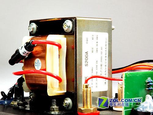 s200a变压器特写