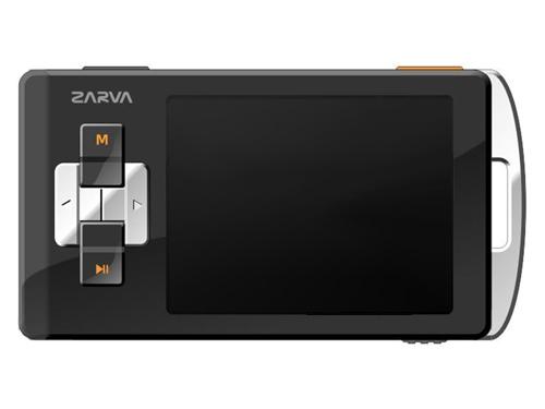 长虹佳华推出大屏幕卡片DV式MP4新品