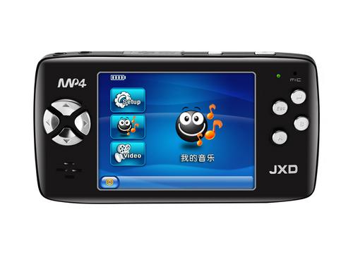 支持RM和32位游戏 金星大屏JXD 301公布