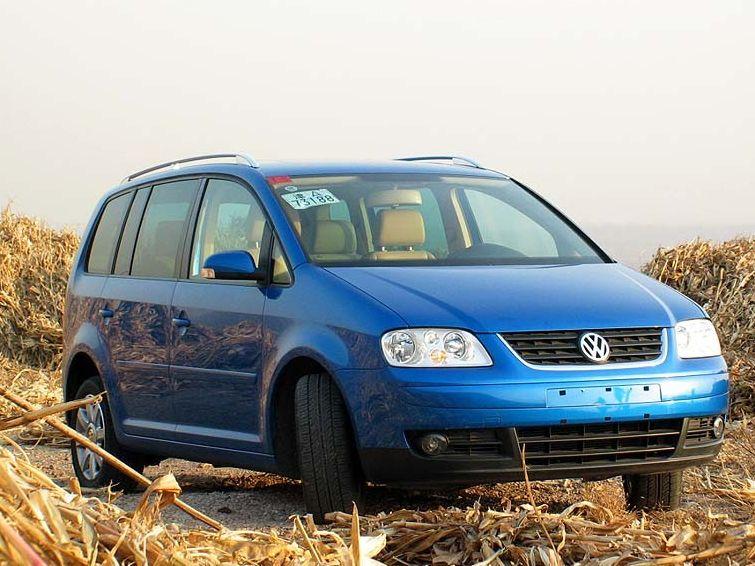 图酷 上海大众 途安2.0l 7座手动舒适图 上海大众国产汽车图高清图片