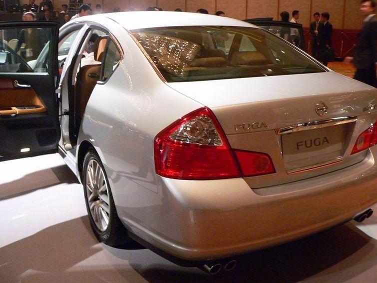 片资料 日产 风雅 350 豪华版 清晰图片 日产进口汽车图片高清图片