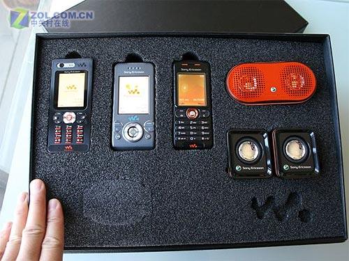 索尼爱立信WALKMAN音乐手机