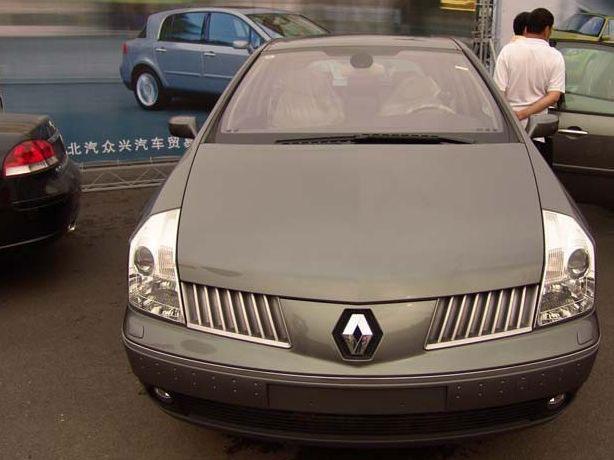 雷诺 威赛帝图酷 雷诺 威赛帝图片资料 雷诺进口汽车图酷 高清图片