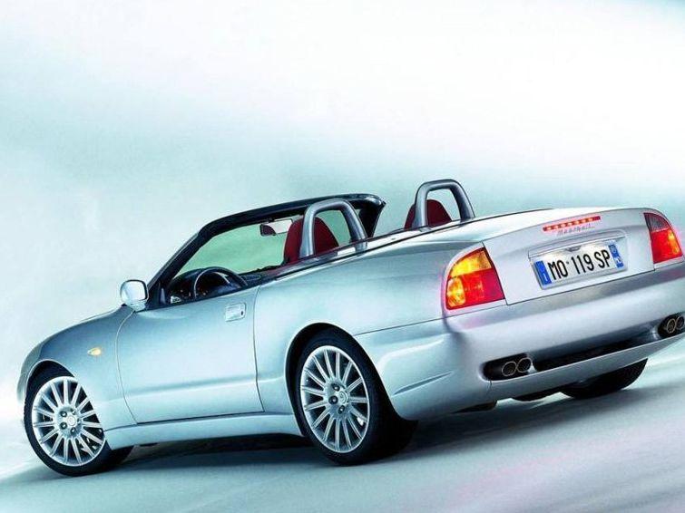 玛莎拉蒂 spyder 敞蓬版清晰大图片 玛莎拉蒂进口汽车产品图 高清图片