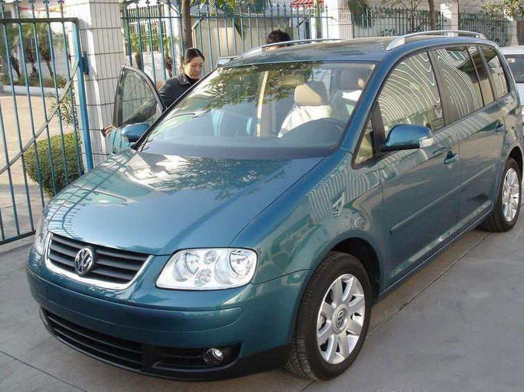 上海大众 途安2.0l 7座手动舒适图片资料 上海大众国产汽车图高清图片