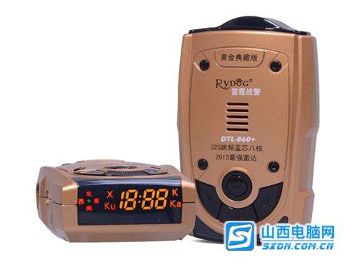 征服者DTL-860+最强雷达电子狗1180元