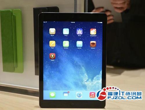三网通用 128g苹果ipad air促销5599元