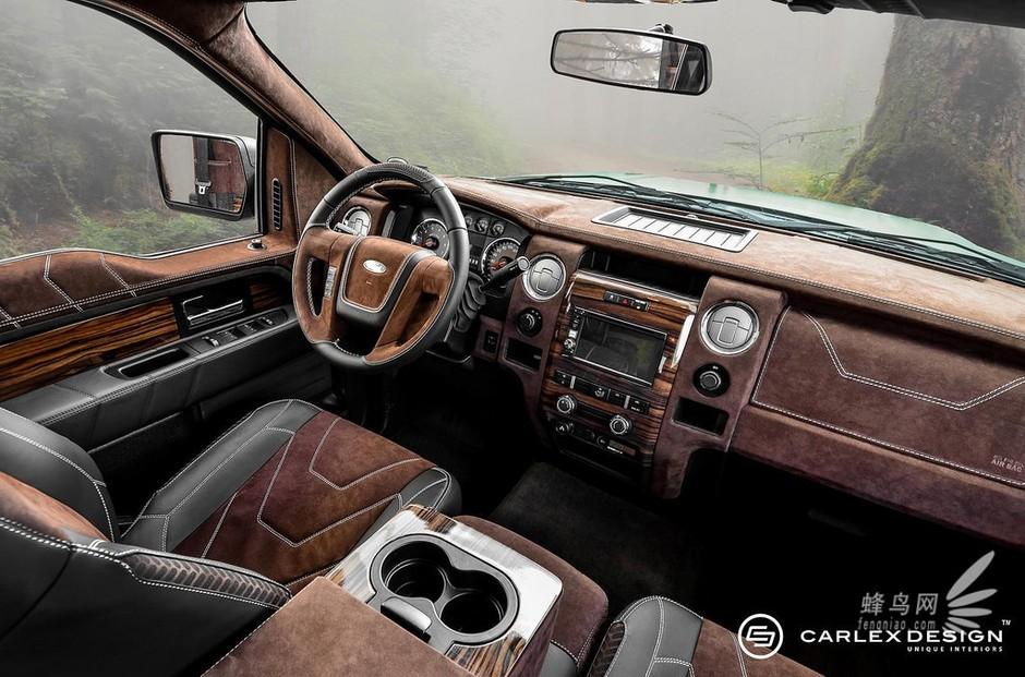 发动机盖改装 汽车发动机改装 内饰改装高清图片